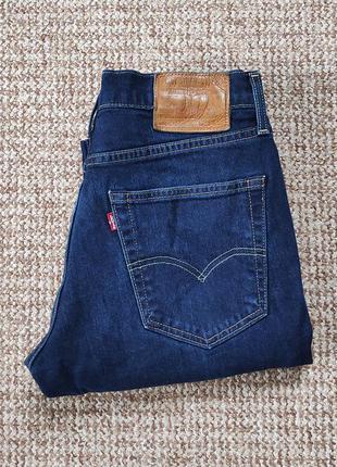 Levi's 511 slim fit waterless premium джинсы эко оригинал (w31...