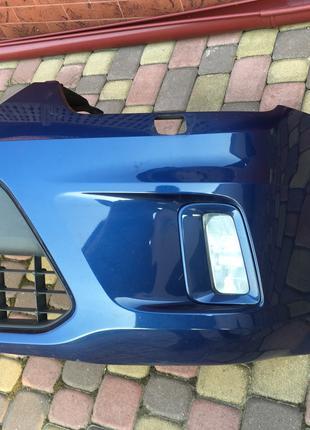 Бампер передний ford c-max 2008р. форд ц-макс