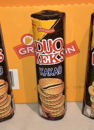 Печенье Griesson Duo Keks Какао 500 г