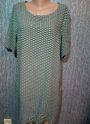 Летние платья, принт 3d.  soyaconcept.