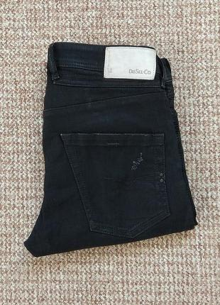 Diesel belther джинсы regular slim tapered оригинал (w32 l30)