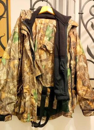 Костюм для охоты/рыбалки, зима/осень Mad Dog XL