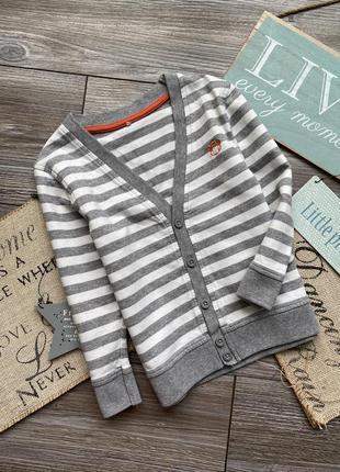 Кардиган кофта пуловер george 2-3г