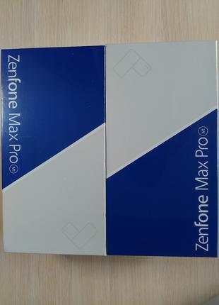 Asus zenFone max pro (M1) 4/64GB ZB602KL- dual Sim Black