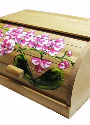 Хлібниця орхідея / хлебница