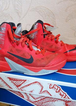 Баскетбольные кроссовки nike hyperfuse 2013