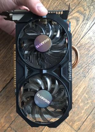 Продам видеокартy Gigabyte GeForce GTX 750Ti 2GB 128bit GDDR5