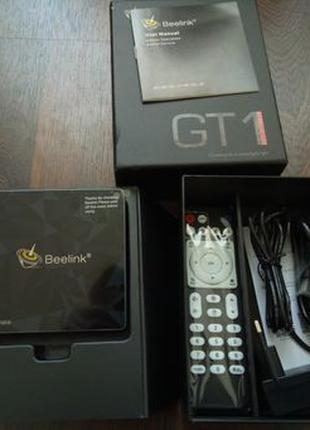 Смарт ТВ приставка Beelink GT1 Ultimate 3/32