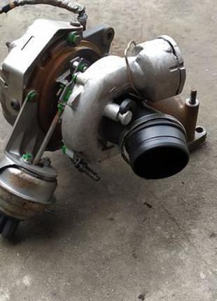 Продам турбину на VW Passat B6 2.0 турбокомпрессор на Пассат в6