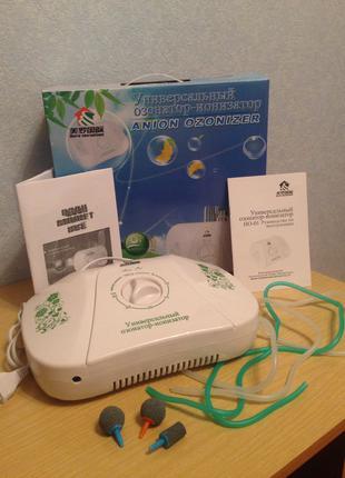 Озонатор – ионизатор дезинфекция воздуха в домашних условиях