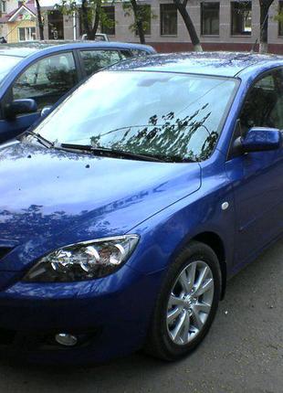 Mazda 3 hatchback 2008