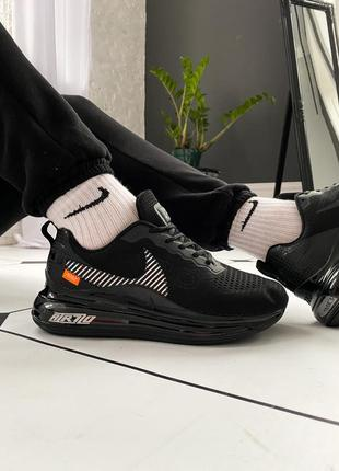 "Nike air max 720 2020 ""black"" мужские кроссовки новинка аир ма..."