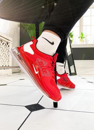 "Nike air max 720 2020 ""red"" мужские кроссовки найк аир макс кр..."
