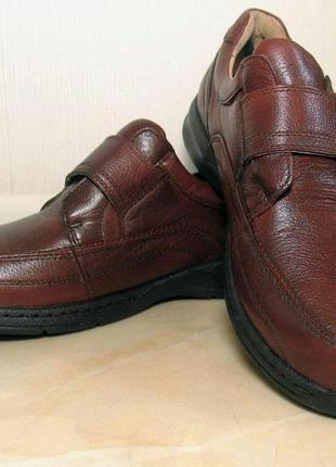 Туфли американского бренда florsheim,раз 10.5 стелька 28.5см н...