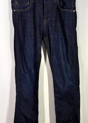 Чоловічі прямі джинси на ґудзиках бренду denim розмір 31-32/ м...
