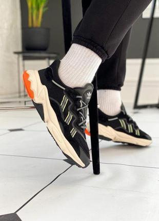 "Мужские кроссовки adidas ozweego ""white"" 😍"