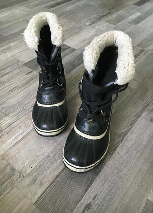 Sorel ботинки.