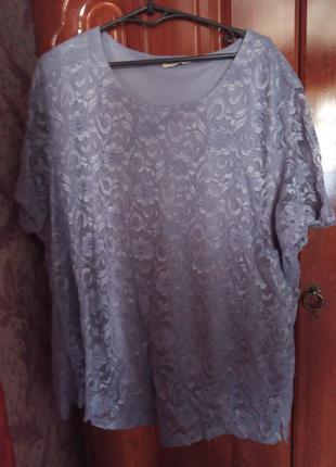 Блуза на пышную красоту