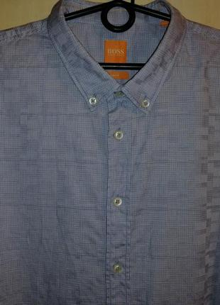 Рубашка hugo boss , оригинал