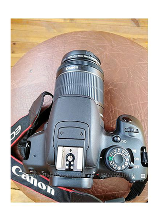 Фотоаппарат Canon EOS 700D