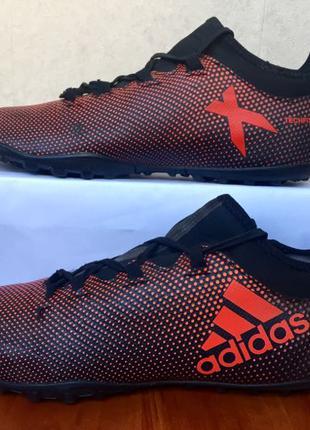 Сороконожки adidas techfit,оригинальные футбольные копы,бампы