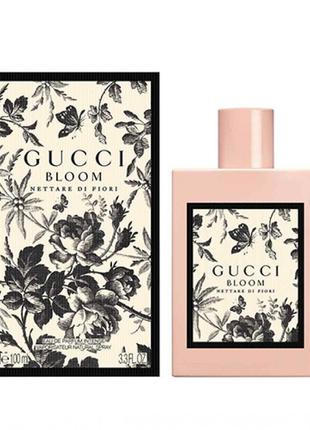GUCCI Bloom Nettare Di Fiori EDP Intense 100 мл. Вода парфюм.