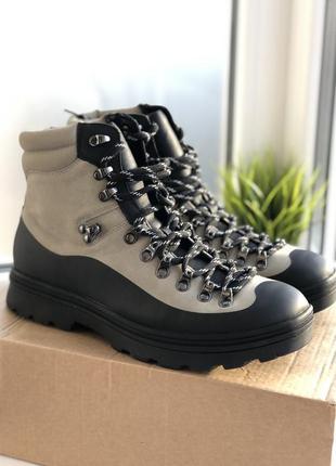 Демисезонные ботинки asos hiker boots !