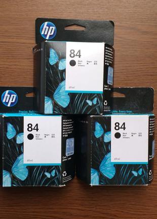 Печатающая головка, картридж HP84 HP85 DesignJet 50/70/90/120/130