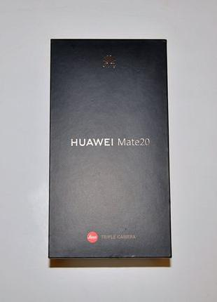 Huawei Mate 20 6/128GB Dual Sim Twilight_