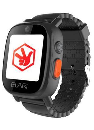 Детские часы-телефон с GPS/LBS/WIFI трекером FIXITIME 3 Black