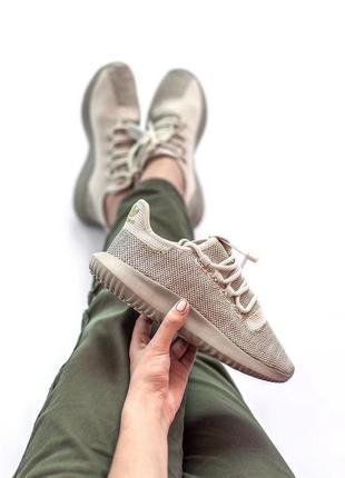 Adidas tubular shadow стильные женские кроссовки адидас в серо...