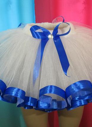 Фатиновая юбка пачка .ту-ту.разные .