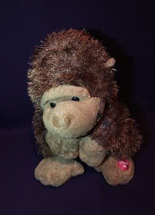 Музыкальная заводная обезьяна Giftworks обезьянка