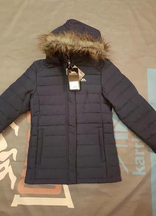 Весенняя  куртка  trespass  на девочку