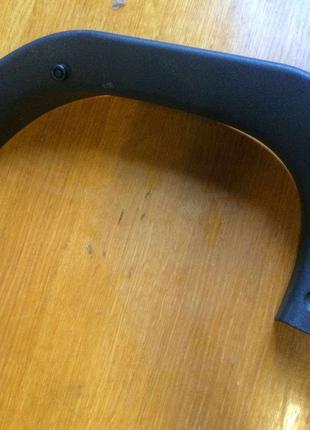 Б/у накладка двери багажника левая Renault Megane 2, 8200035025,
