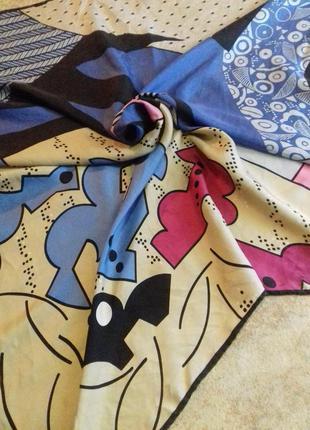 Feraud шелковый платок)
