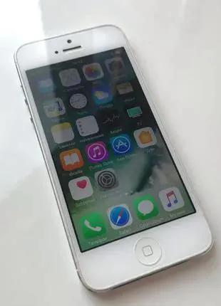 IPhone 5 White 16gb Neverlock