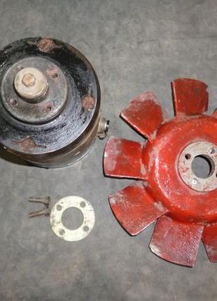 Электродвигатель постоянного тока мв-42 вентилятор