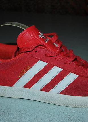 Adidas замшевые кеды-кроссовки 35 размер