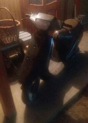 Скутер в хорошому стані