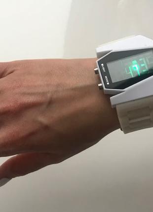 Годинник, Часы Истребитель Стелс - Stealth LED watch