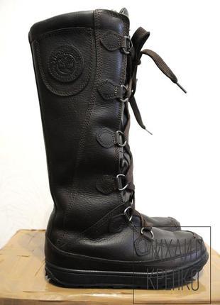 35.5/23 см, зимние ботинки женские timberland mukluk, сапоги к...