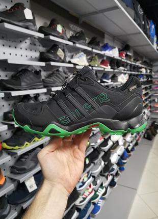 Оригинальные кроссовки Adidas Terrex Swift R Gore-tex BB4627