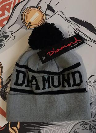 Шапка хип хоп стиль diamond supply co нба