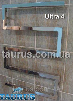 Дизайн-радиатор полотенцесушитель Ultra 4 /700x600 труба 30х30
