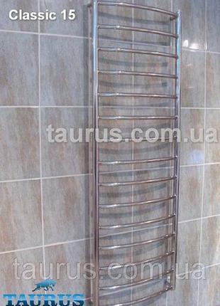 Высокий полотенцесушитель Classic 15/1550x500 для ванной комнаты