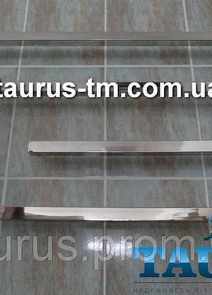 Дизайнерский полотенцесушитель CYCLONE 8/510х900 н/ж 30х30 TAURUS