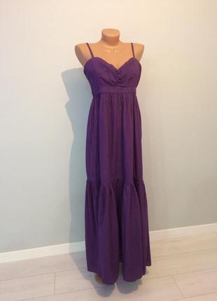 Плаття-сарафан в дуже гарному стані.
