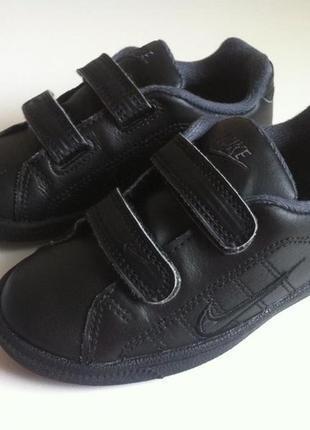 Стильные кожаные кроссовки nike 👟 размер 25,5 ( 15,8 см ) ориг...