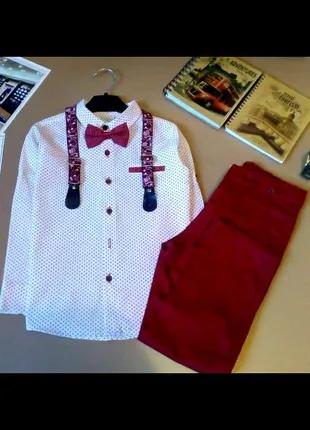 Нарядный костюм для мальчика , джентельмен